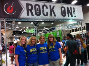 RnR San Diego Expo