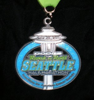 RnR Seattle Medal